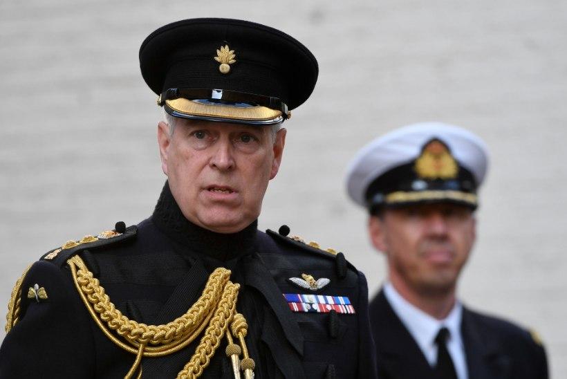 Prints Andrew'd käperdamises süüdistav naine on valmis FBI-le tunnistusi andma