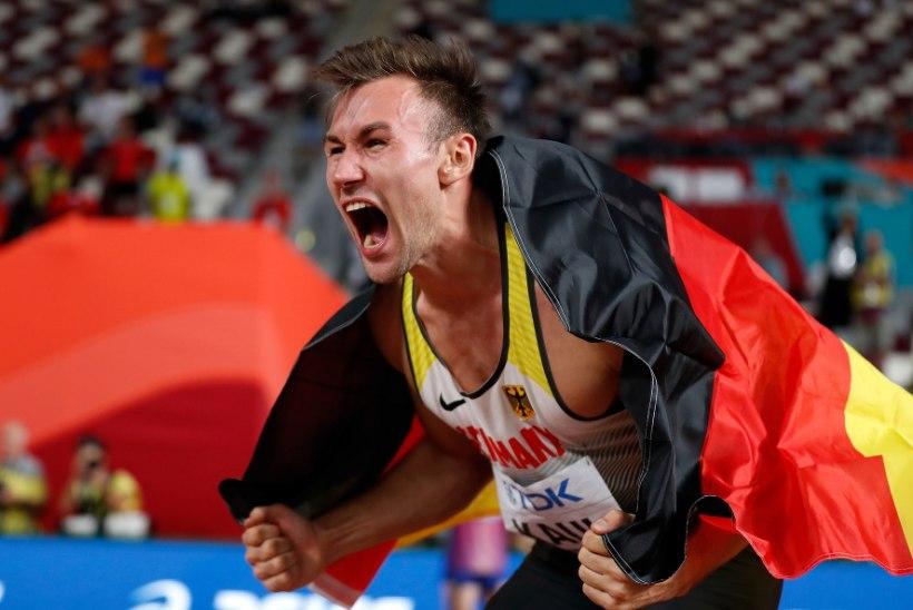 Saksamaa supertalendist kasvas elukutseline eestlaste medalite tuhmistaja