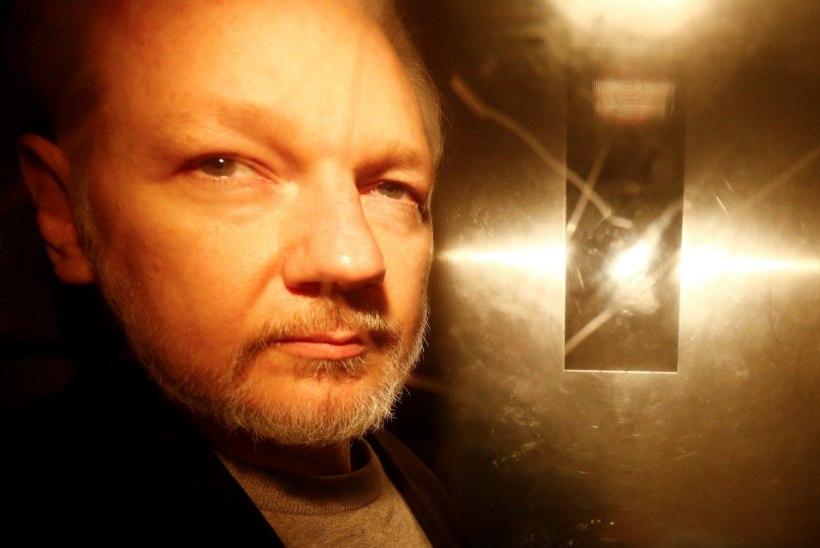 ARSTIDE AVALIK KIRI: WikiLeaksi asutaja Julian Assange võib vanglas surra
