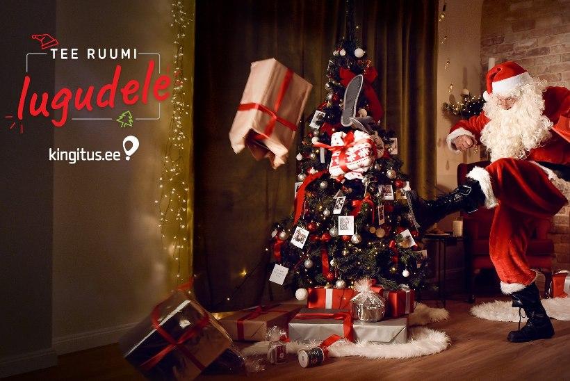 Kingitus.ee soovitab: 7 suurepärast elamuskingitust jõuludeks!