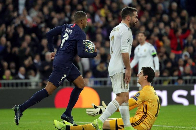 VARilt kingituse saanud Real mängis võidu maha, Mourinho tuli Tottenhamiga trammi alt välja