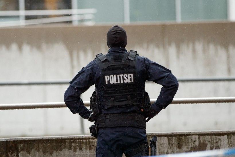 Eesti politseinikud tabasid Soomes tegutsenud auto- ja elektroonikavargad