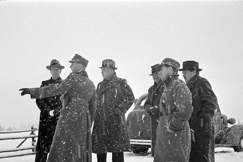 MINEVIKUHETK | 26. november: Punaarmee lavastas rünnaku Mainila külale, millega õigustati Talvesõda