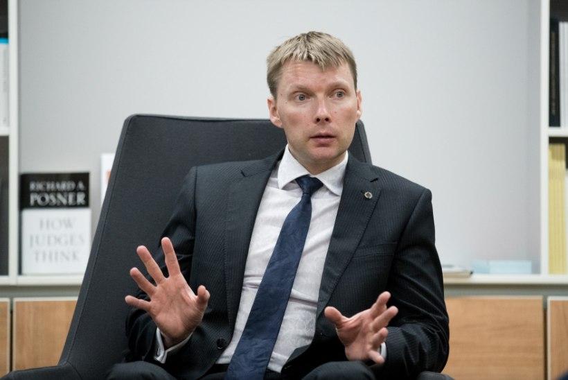 Harju maakohtu esimees Meelis Eerik: justiitsminister kujundab kohtu tööst valet ettekujutust