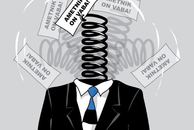 Juhtkiri | Kas ametnikud peavad kartma?
