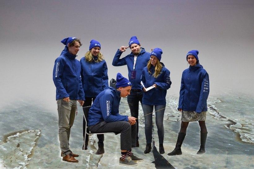 Läänemere häkatoni võitis jääohutuse rakendus