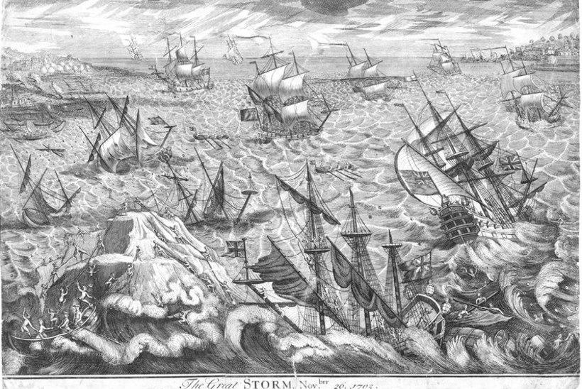 MINEVIKUHETK | 27. november: rauges Inglismaad räsinud ebatavaline torm