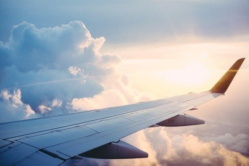 Kas lennukid väldivad Bermuda kolmnurga ületamist?
