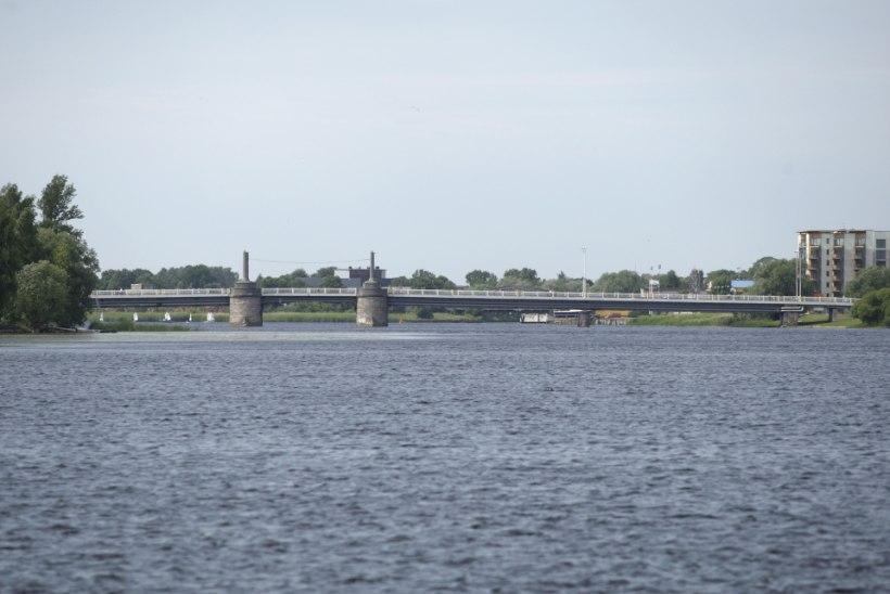 PÄRNU DILEMMA: kas ehitada enne uus sild või parandada vana?