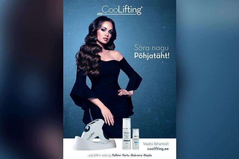 Sära nagu põhjatäht! CooLifting kingib sulle noorusliku välimuse – ja seda ilma täitesüstideta!