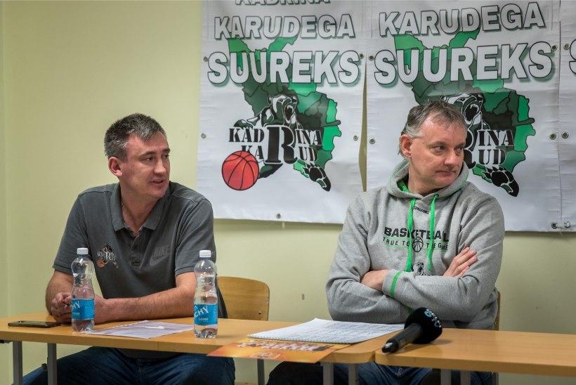 VIIES VEERANDAEG | Kadrina Karude juht: Eestis teevad treenerid paremat tööd kui Leedus, Serbias või mujal