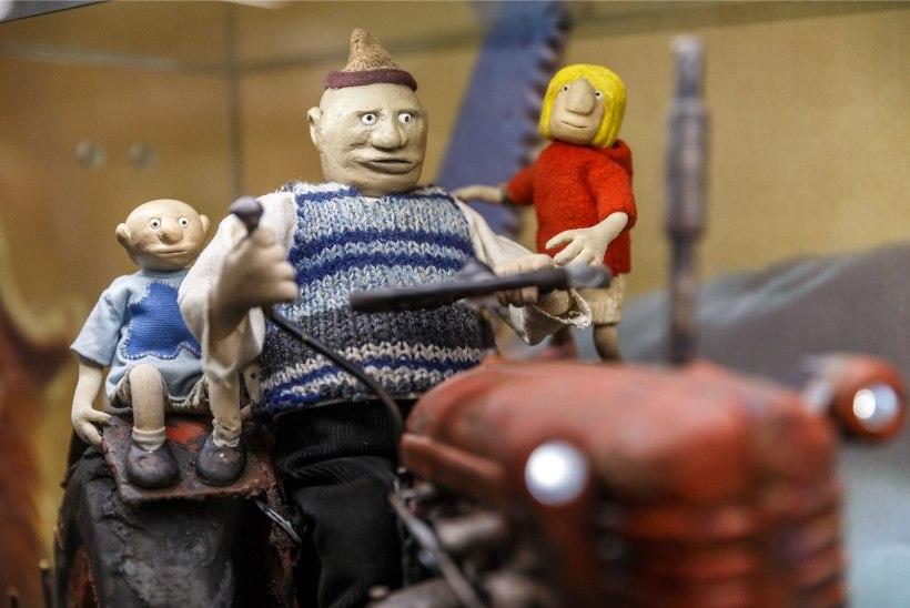 Vanamehe filmist on saanud läbi aegade edukaim Eesti täispikk nukufilm