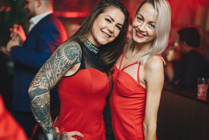 PEOGALERII | Kullasära ja bluff – Tallinna kuumim ööklubi muutus põrguks!