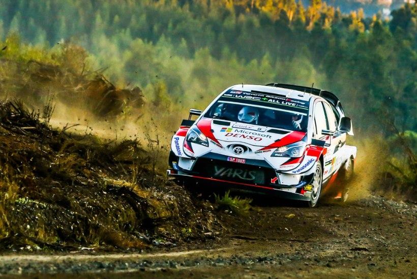Rally Estonia võimalus? Selgus, et MM-kalendrisse kuuluv etapp jääb ära