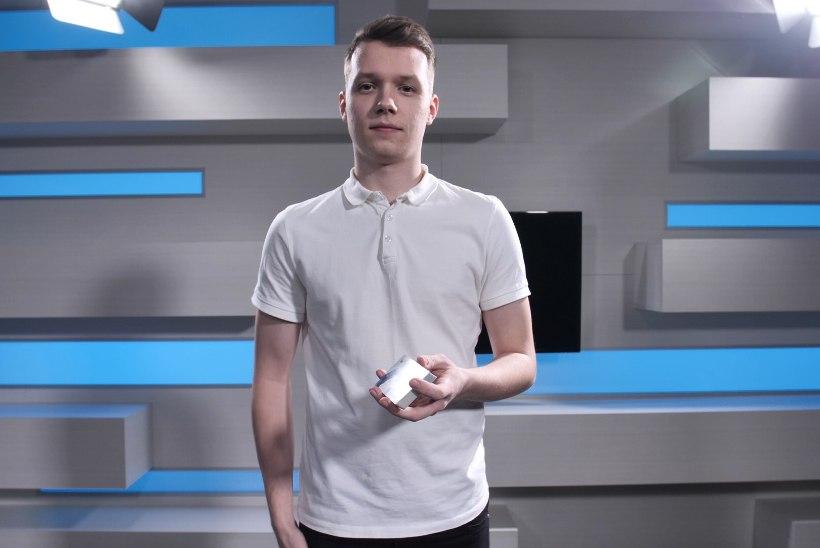 ÕL VIDEO | Eesti noormees tahab omadisainitud kaardipaki ja peadpööritavate kaarditrikkidega maailma vallutada