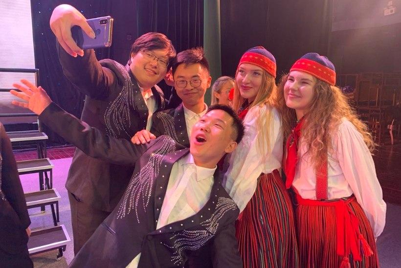 JÄRGMINE PEATUS   Ellerheina kontsertturneest Hiinasse – ootused olid kõrged, reaalsus hoopis midagi muud…