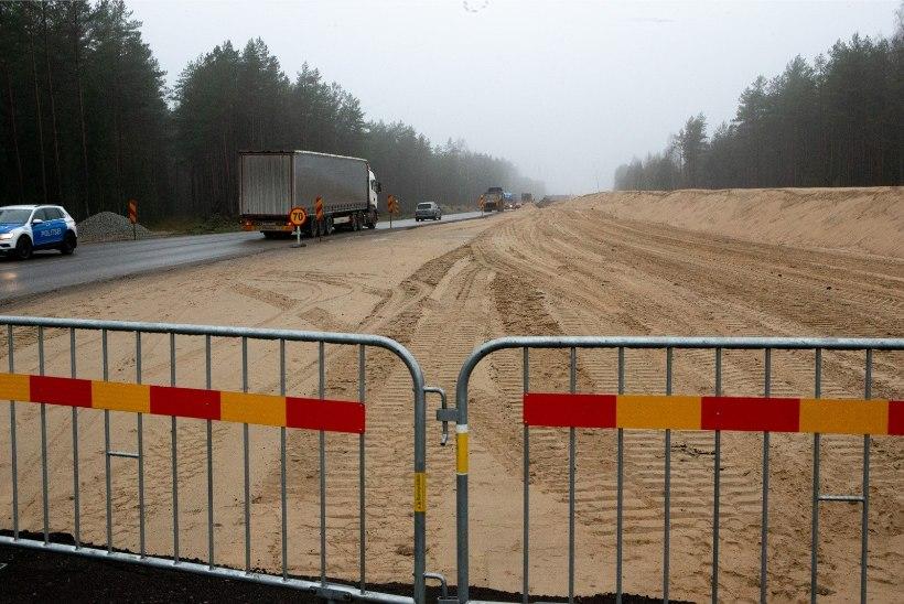 GALERII | PIDU KATKU AJAL? Rail Balticale pandi nurgakivi ja Ratas loodab, et rongid hakkavad sõitma juba uuel kümnendil