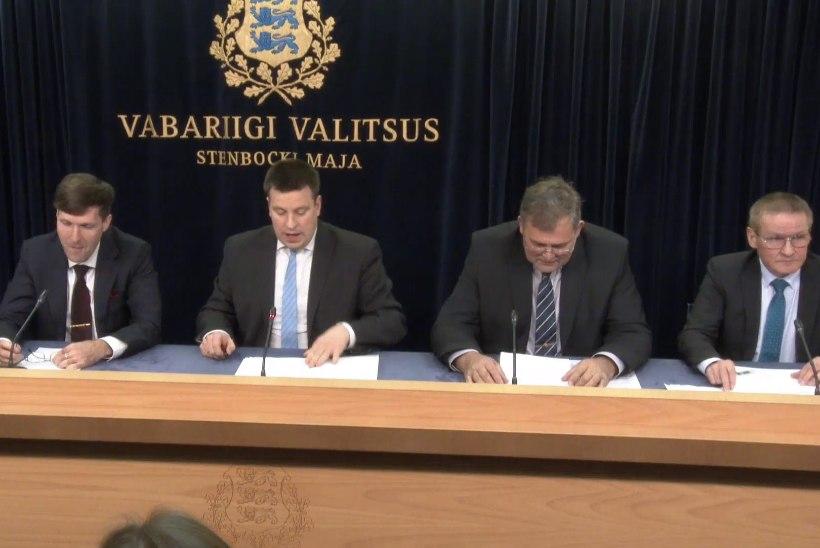 VIDEO | Peaminister Ratas: ma ei hoidnud Järviku kahtlustes infot kinni