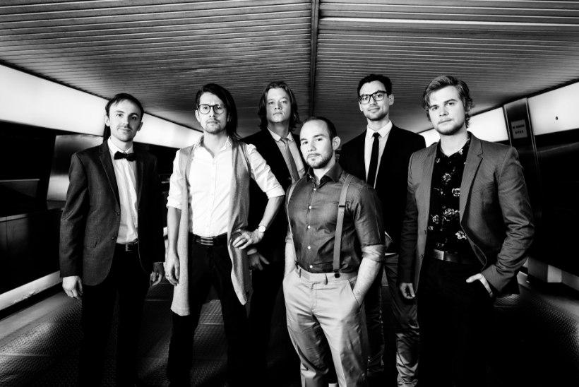 Vokaalmuusika sõprade pidupäev: Jõulujazzile tulevad Accent ja Kurt Elling