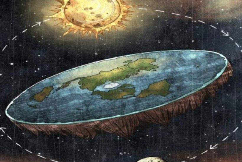 Omapärane jalgpalliklubi, mis propageerib lameda Maa teooriat