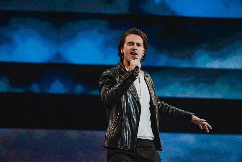 Victor Crone läheb Melodifestivalenil võistlustulle: Eurovision oli omamoodi sõltuvust tekitav