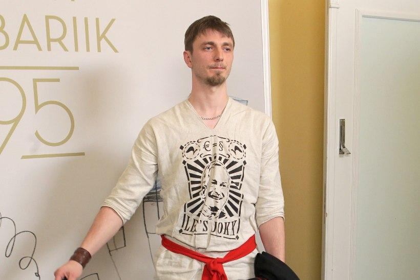 ERRile pommiähvarduse teinud, endise Eesti Piraadipartei liikme kohtuistung kuulutati kinniseks