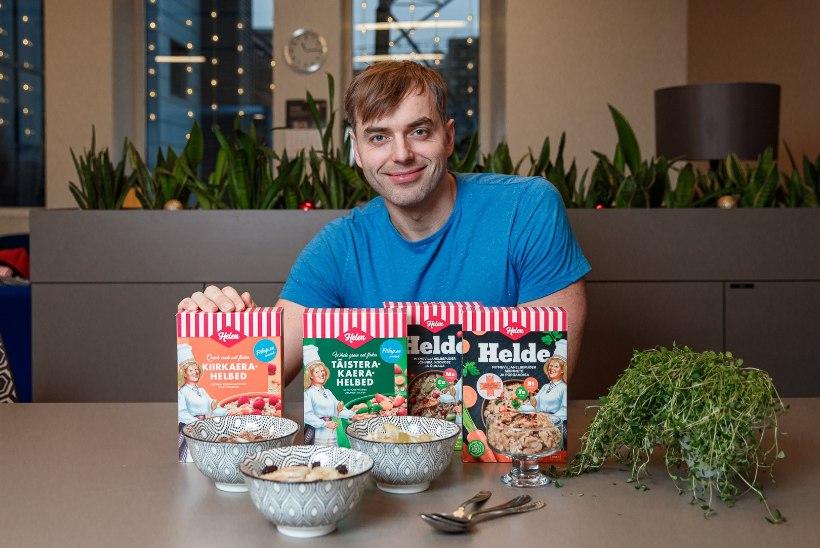Fitlapi looja Heikki Mägi julgustab tihemini putru valmistama: tervislike Heleni helvestega saab toeka kõhutäie!