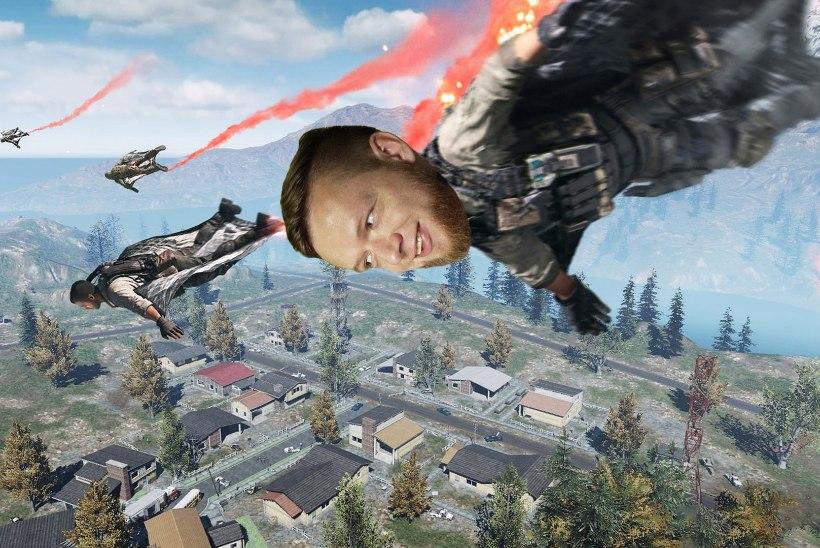 "VIDEO   ""Call of Duty: Mobile"" toob battle royale heitlused otse sinu taskusse"