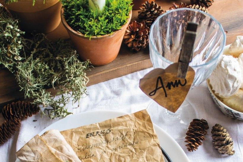 Maalähedased jõulud: 19 vahvat looduslikku lahendust sinu koju ja pidulauale