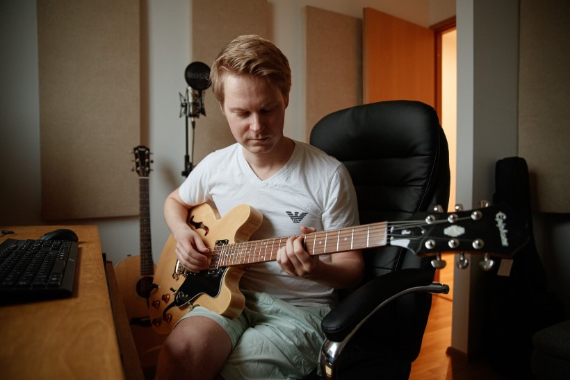 """Karl-Ander Reismann: """"Mul polnud eesmärki minna """"Eesti laulule"""" nelja looga, see lihtsalt juhtus nii."""""""