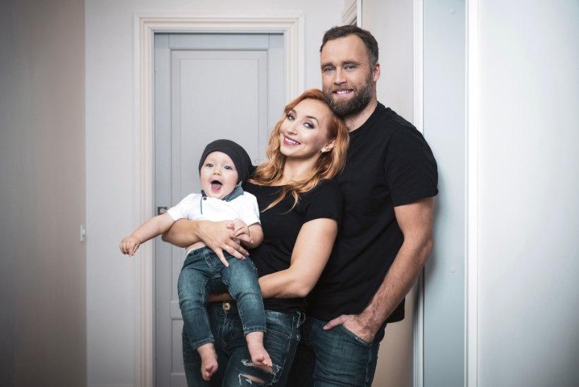 """Tanja Mihhailova-Saar: """"Oleme Mikuga mõelnud, et teine laps võiks peres ka olla."""""""