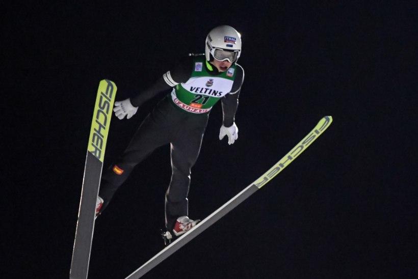 HEA ALGUS! Eesti mägikotkas jõudis MK-etapil lõppvõistlusele