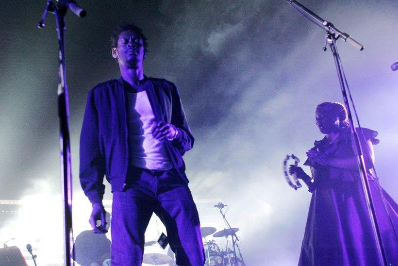 Massive Attack live-muusika tööstuse süsiniku jalajälge kaardistamas