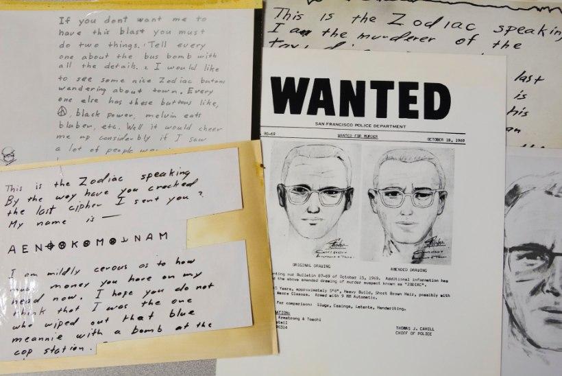 AJALOO VÕIKAMAD MÕRTSUKAD | Müstiline Sodiaagimõrvar on jäänud tänini tabamatuks