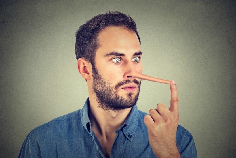Suitsev suu ajab kärbseid pähe ehk Miks ja kuidas valetatakse?