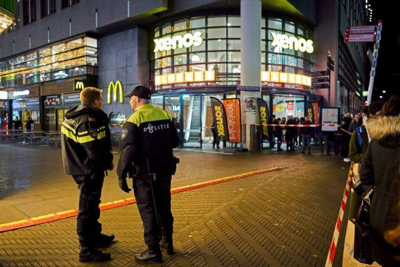 VIDEO | Hollandis Haagis toimus pussitamine, vähemalt kolm inimest sai viga