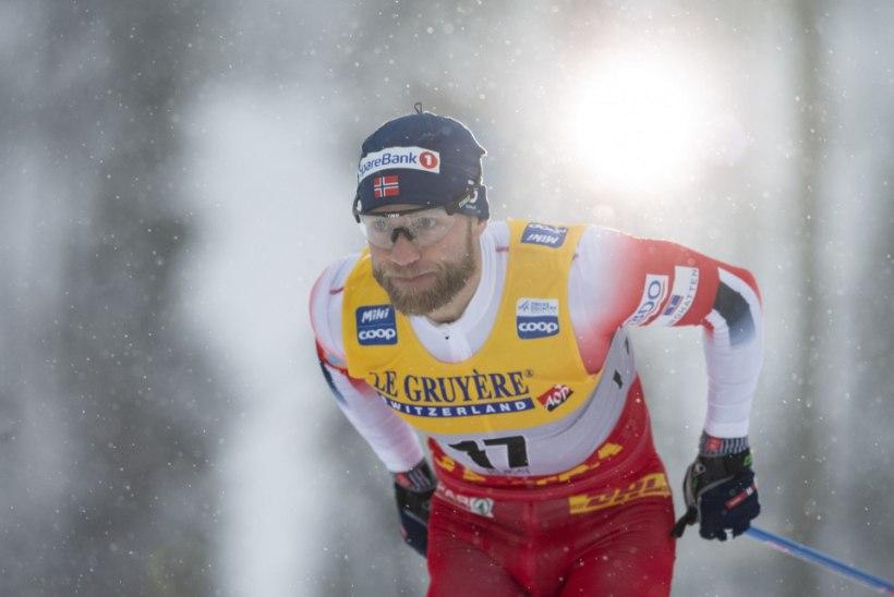 Norra suusastaar eestlaste dopingukaristusest: eluaegne olnuks kõvasti etem!