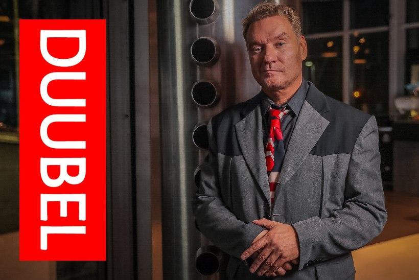 """FILMISAADE """"DUUBEL""""   Mart Sander toob oma lühifilmide kogumikuga ekraanile pea kõik Eesti staarid"""