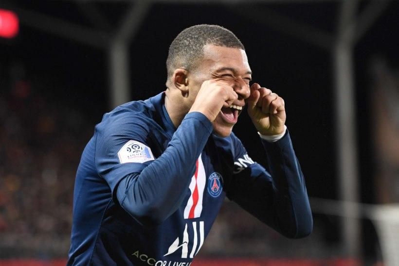 Mbappe enne PSG-ga liitumist: Real ootab mind