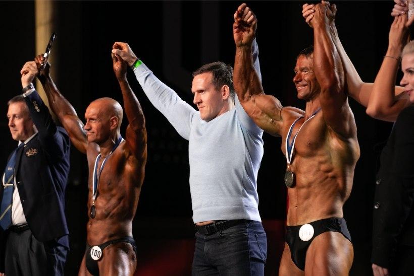 SUUR GALERII | Kulturismi ja fitnessi meistrivõistlustel demonstreeriti kauneid figuure ja võimsaid muskleid