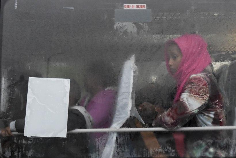 Prantsusmaa piiril leiti veoautost 31 pagulast