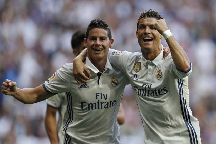 TOHOH! Reali superstaar võttis Ronaldost eeskuju ja sai salaja isaks