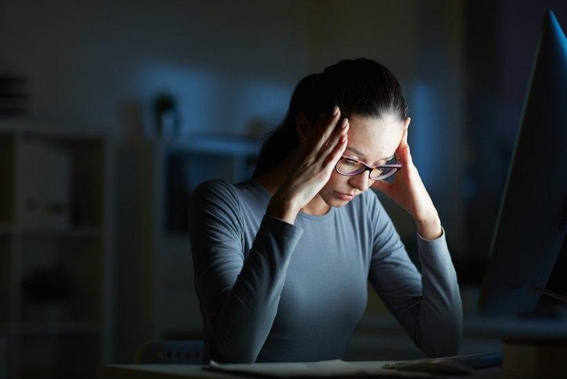 Tööstress hiilib ligi tasahilju! 7 soovitust, kuidas seda ära tunda ja maandada