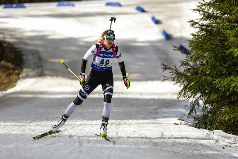 SUPER! Oja ja Zahkna saavutasid Östersundi MK-etapil 5. koha
