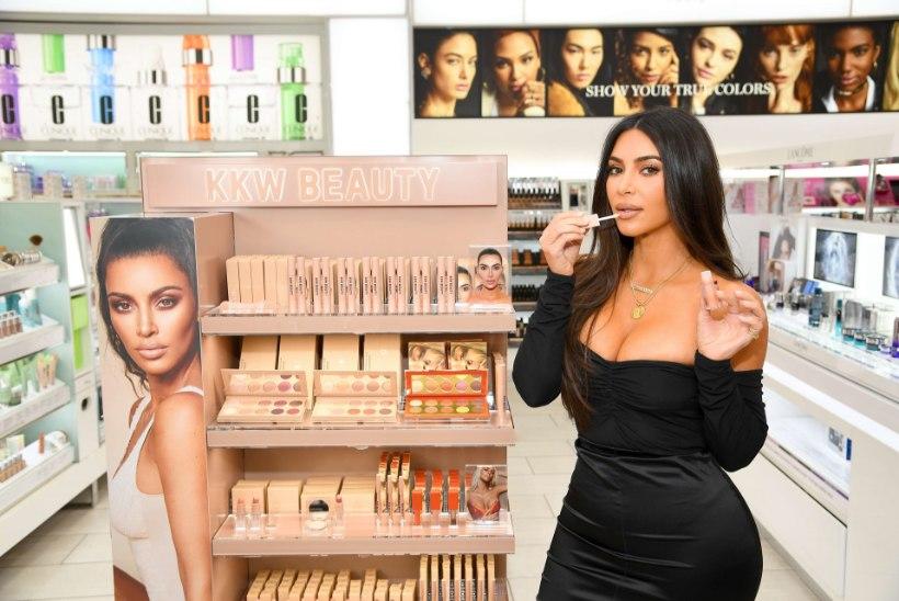 Kim Kardashian pihib, et võttis aastaga ligi 10 kilo juurde