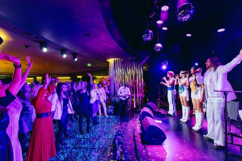 PEOGALERII | Olympic Casino sünnipäev meelitas kohale säravad külalised ja seksikad esinejad