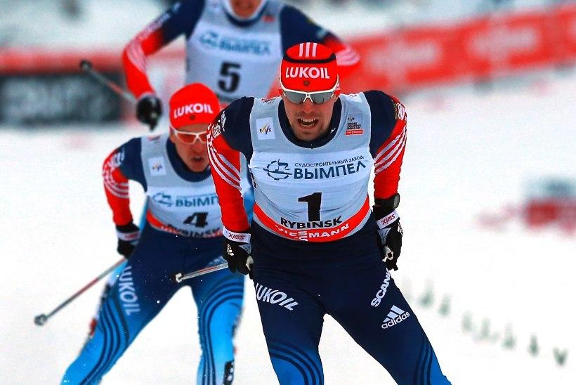 Venemaa suusaäss: olümpia on minu jaoks surnud võistlus!