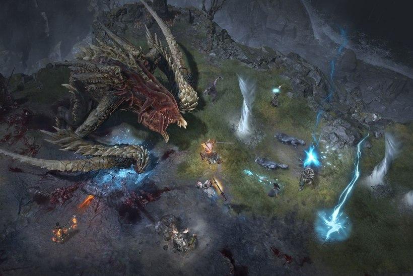 """NAGU TELLITUD! Blizzconil kuulutati välja """"Diablo 4"""" ja """"Overwatch 2"""""""