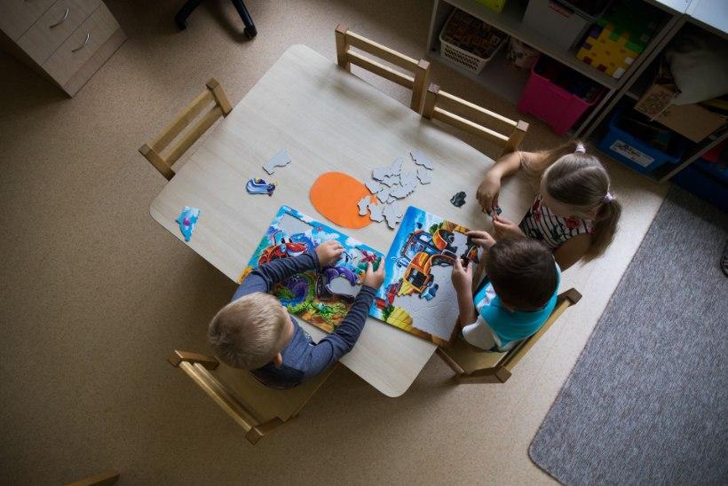 Ülikoolide õppejõud: plaanitav lasteaia riiklik õppekava eirab seadusi ja laste õigusi
