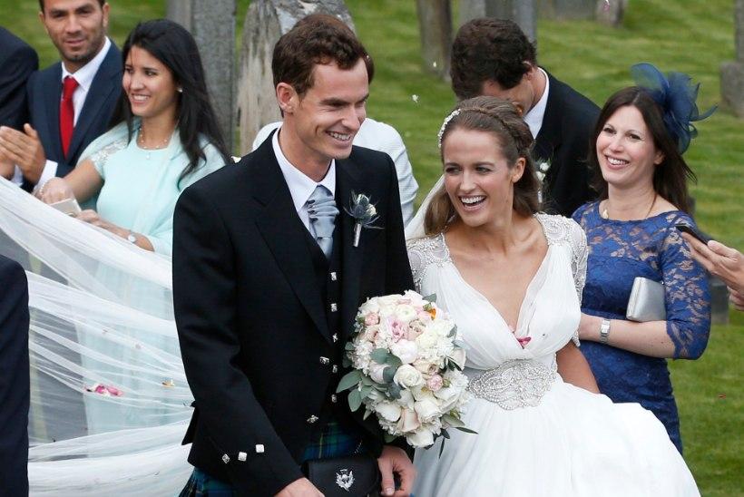 PALJU ÕNNE! Andy Murray perre sündis kolmas laps